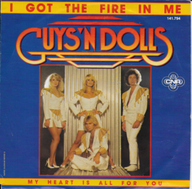 Guys 'n' Dolls - I got the fire in me