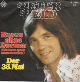 Peter Held - Rosen ohne dornen (ein herz spielt niemals falsch)