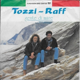 Tozzi & Raff - Gente di mare (Alternative cover)