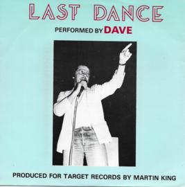 Dave - Last dance