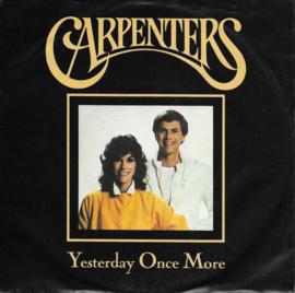 Carpenters - Yesterday once more / Jambalaya (on the bayou)