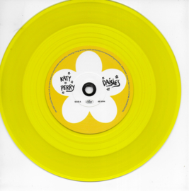 Katy Perry - Daisies (Limited edition, geel vinyl)