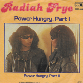Radiah Frye - Power hungry