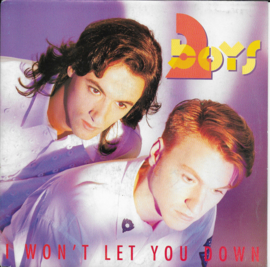 2 Boys - I won't let you down
