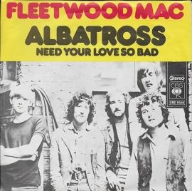 Fleetwood Mac - Albatross (1973 edition)