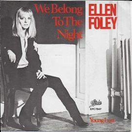Ellen Foley - We belong to the night