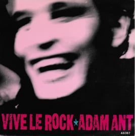 Adam Ant - Vive le rock