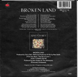 Adventures - Broken land