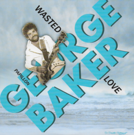 George Baker - Wasted love (Blue vinyl, Limited edition)
