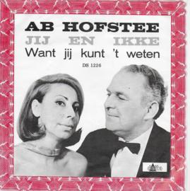 Ab Hofstee - Jij en ikke