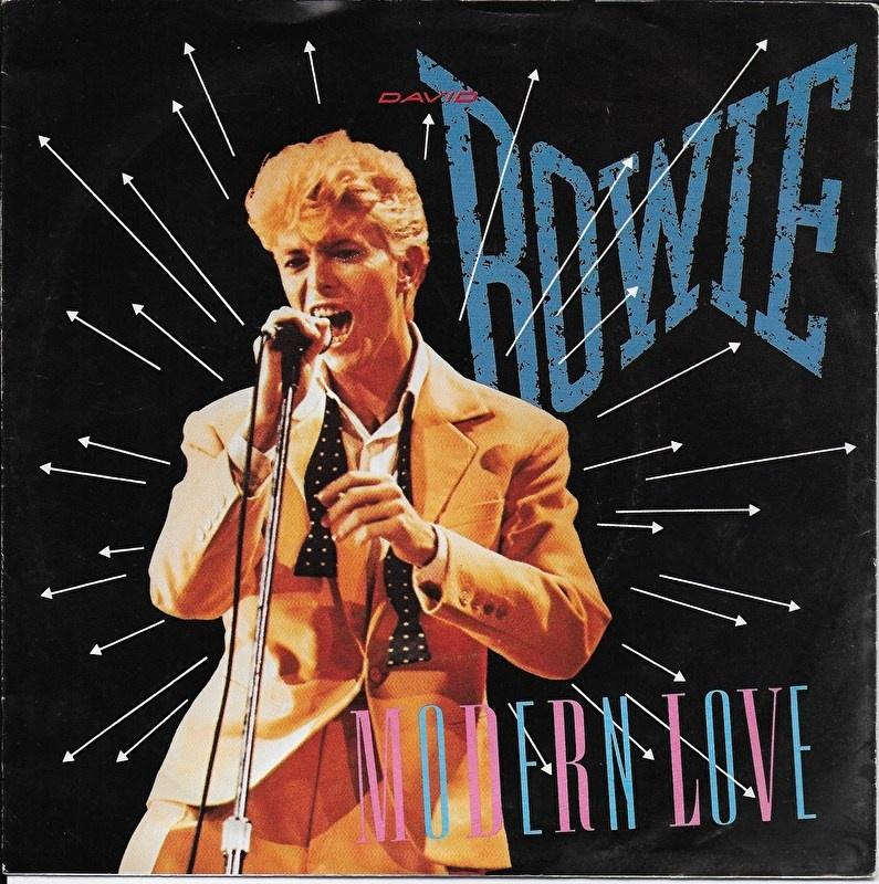 David Bowie - Modern love