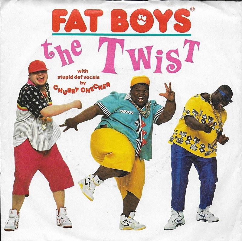 Fat Boys ft. Chubby Checker - The twist