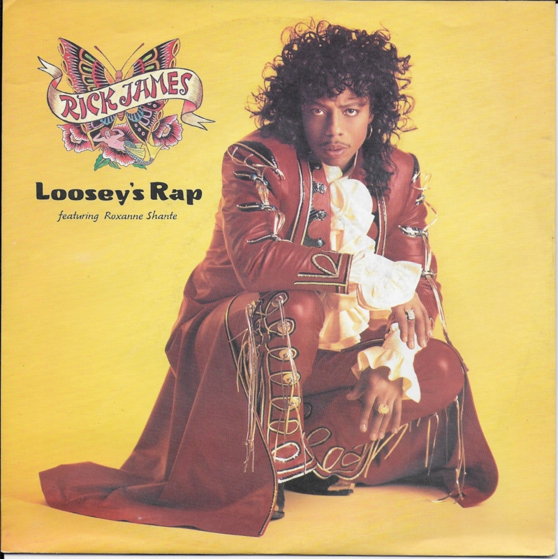 Rick James - Loosey's rap