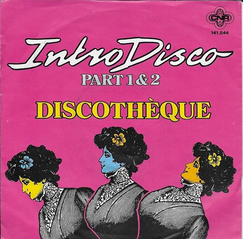 Discotheque - Intro disco