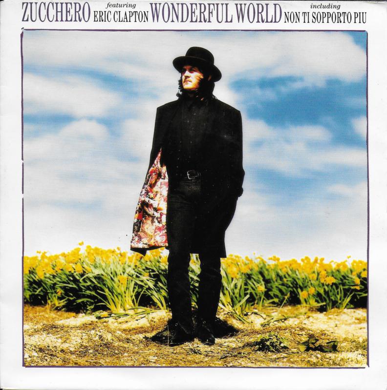 Zucchero feat. Eric Clapton - Wonderful world