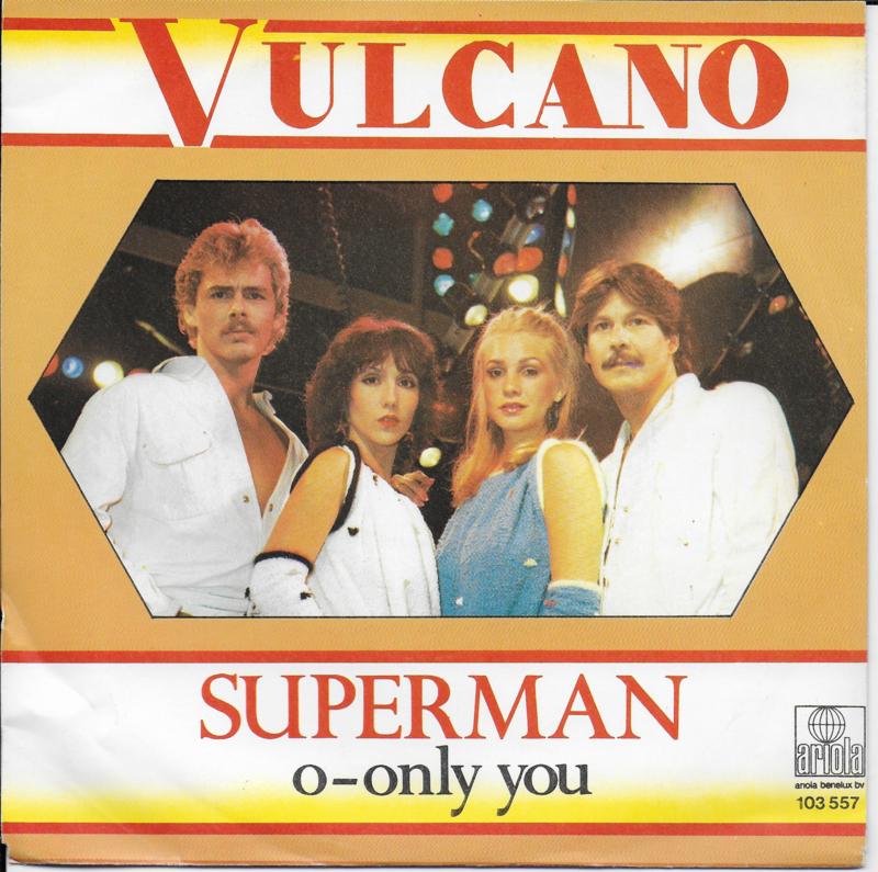 Vulcano - Superman