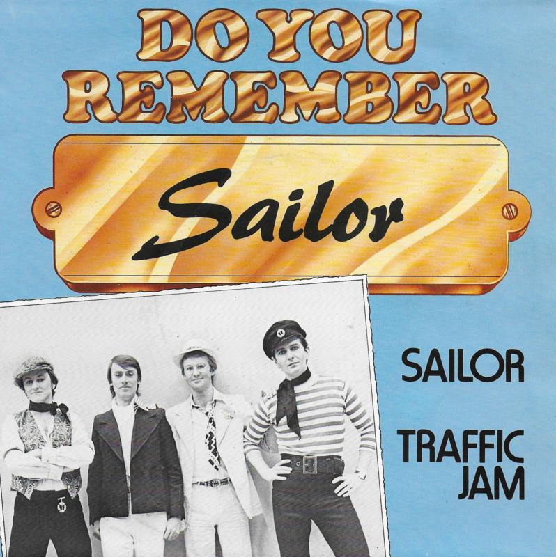 Sailor - Sailor / Traffic jam