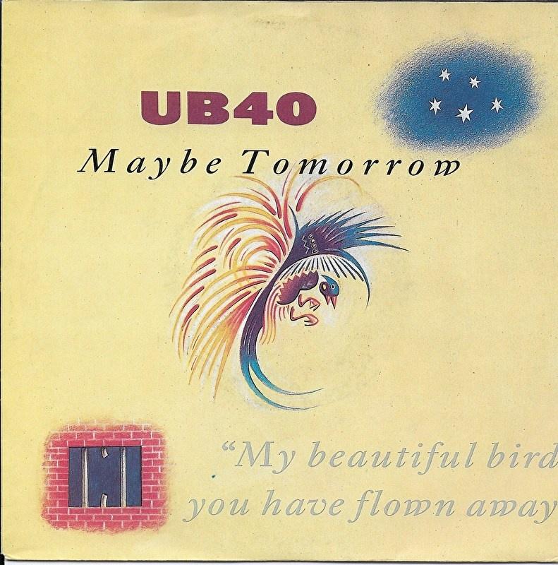 UB 40 - Maybe tomorrow
