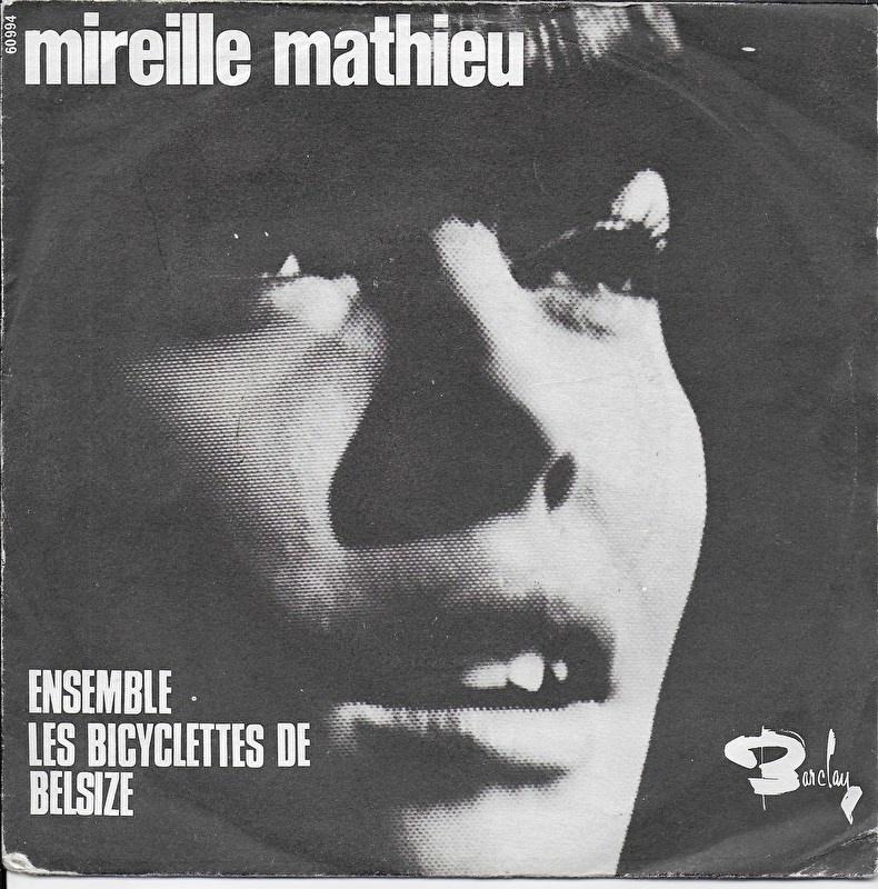 Mireille Mathieu - Ensemble