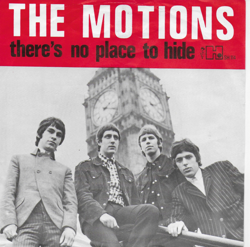 Motions - There's no place to hide