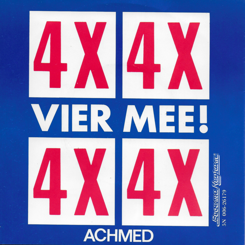 4 X - Vier mee!