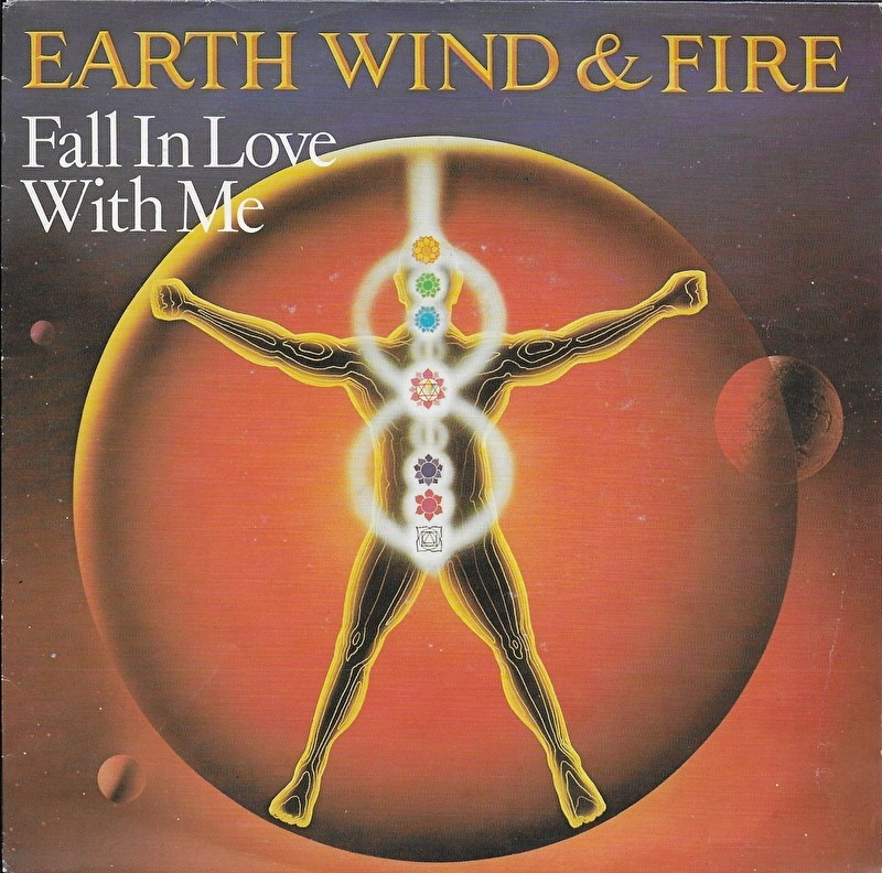 Earth Wind & Fire - Fall in love with me