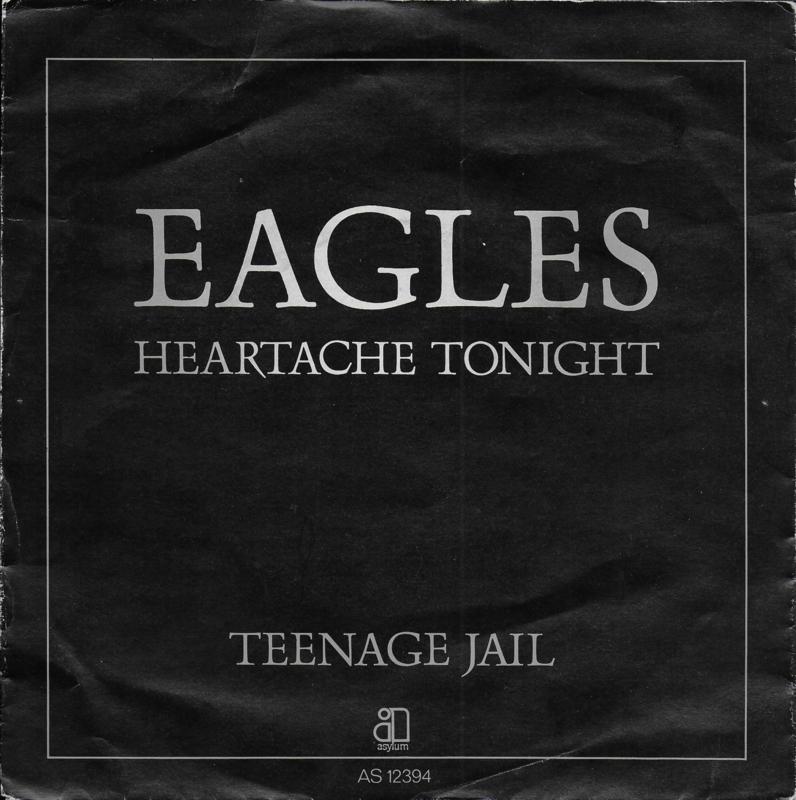 Eagles - Heartache tonight (Alternative cover)