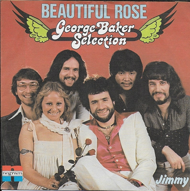 George Baker Selection - Beautiful rose