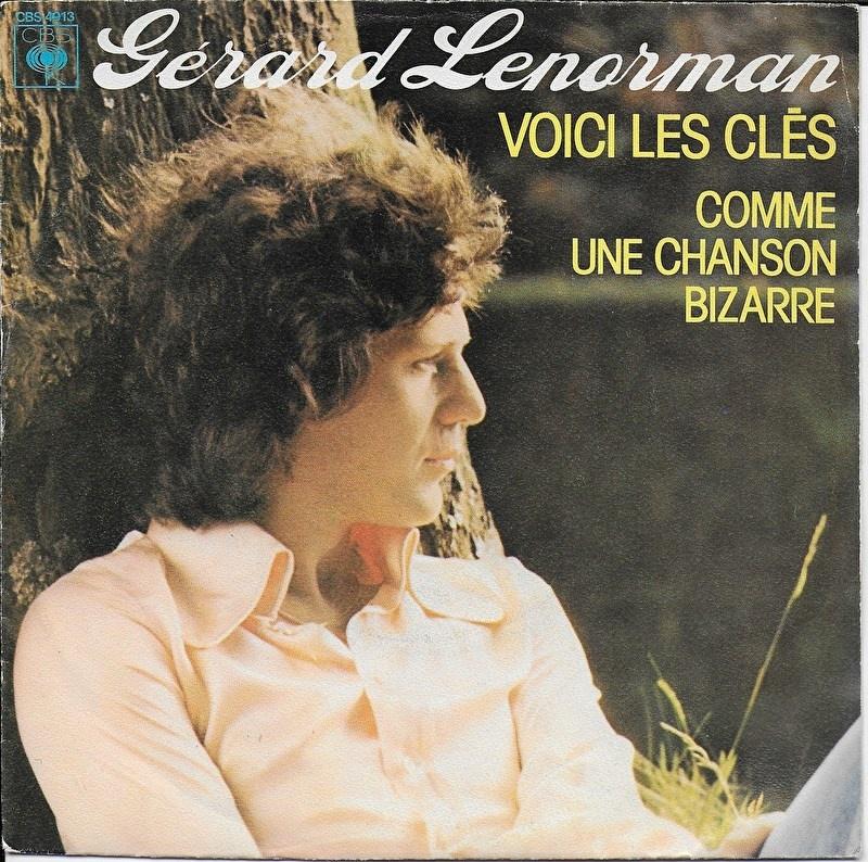 Gerard Lenorman - Voici les cles