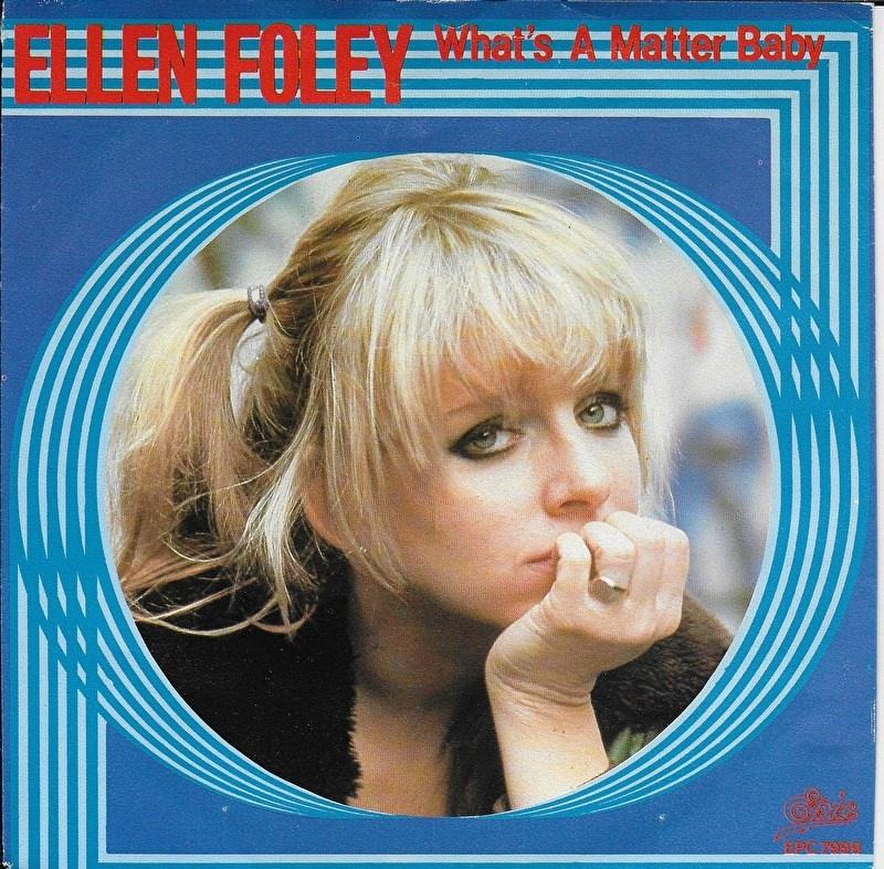 Ellen Foley - What's a matter baby