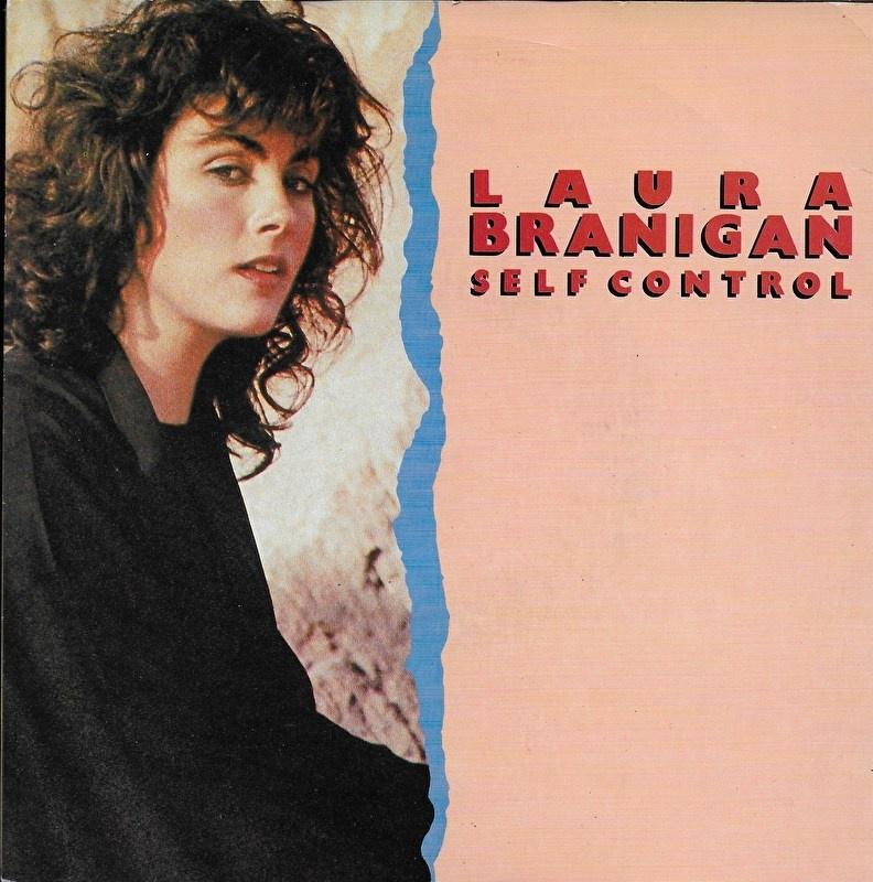 Laura Branigan - Self control (Engelse uitgave)
