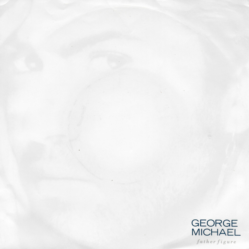 George Michael - Father figure (Amerikaanse uitgave)