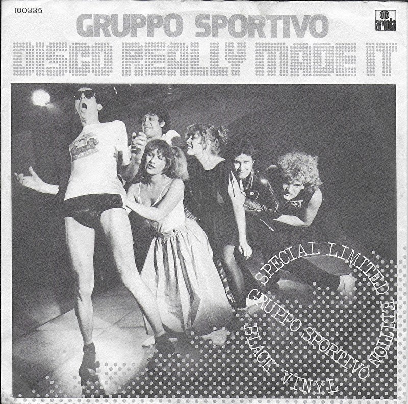 Gruppo Sportivo - Disco really made it