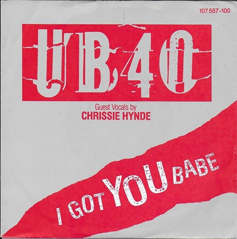 UB 40 ft. Chrissie Hynde - I got you babe