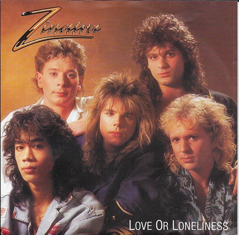 Zinatra - Love or loneliness