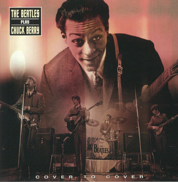 Beatles - Play Chuck Berry (Limited edition, red vinyl)