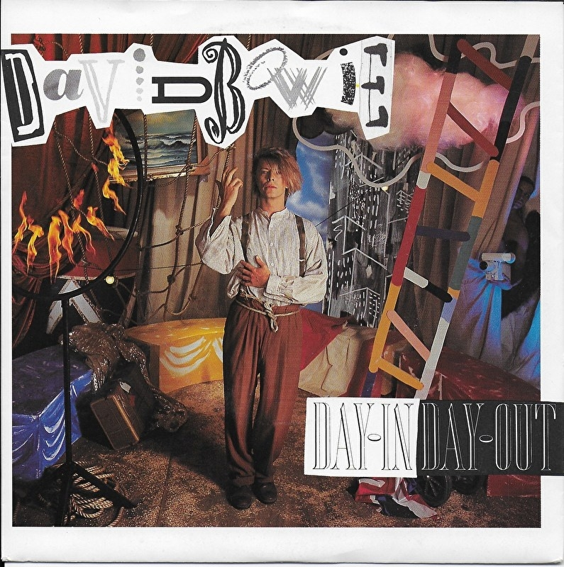 David Bowie - Day in day out
