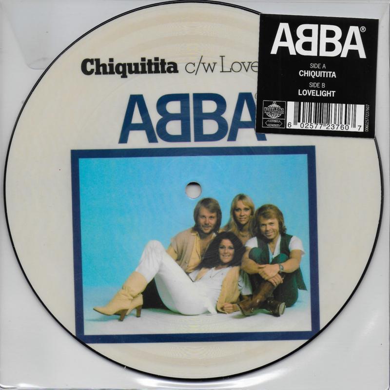 Abba - Chiquitita (Picture disc)