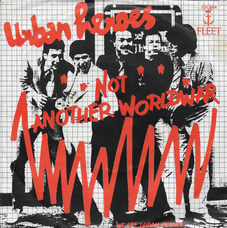 Urban Heroes - Not another worldwar