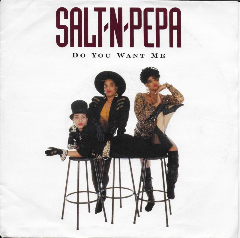 Salt-N-Pepa - Do you want me (remix)