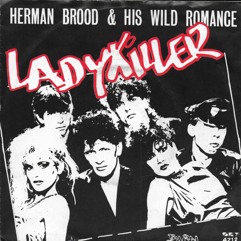 Herman Brood & His Wild Romance - Lady killer