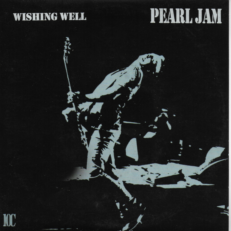 Pearl Jam - Wishing well (Amerikaanse uitgave)