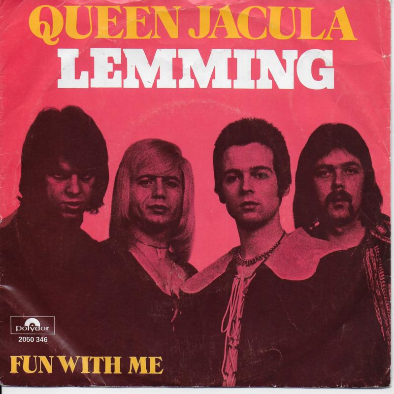 Lemming - Queen Jacula
