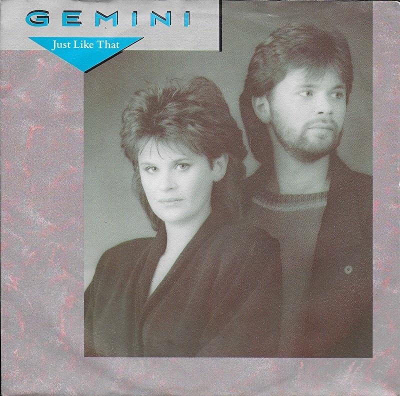 Gemini - Just like that