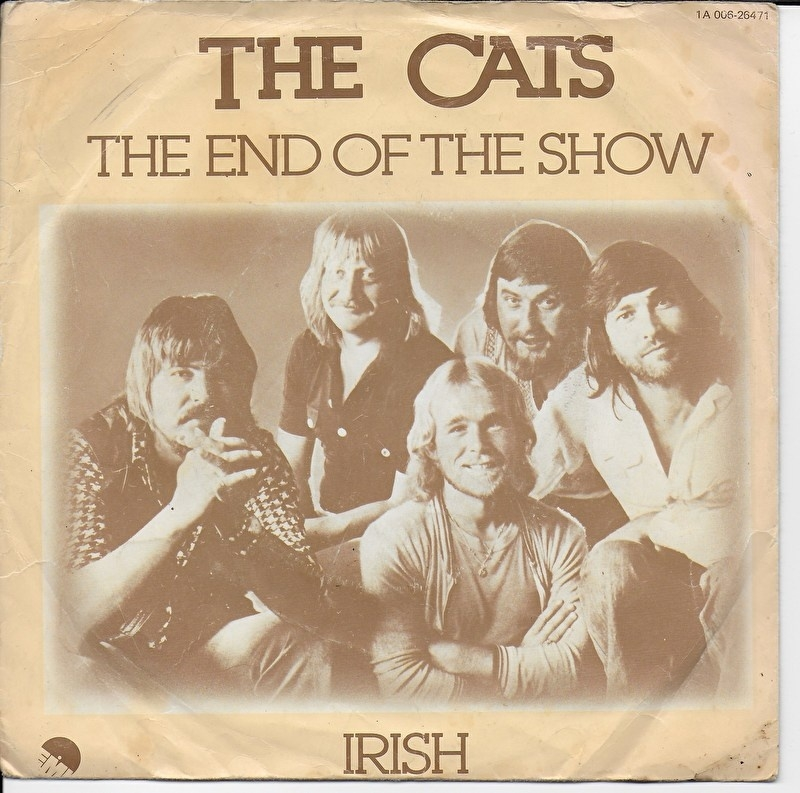 Cats - The end of the show
