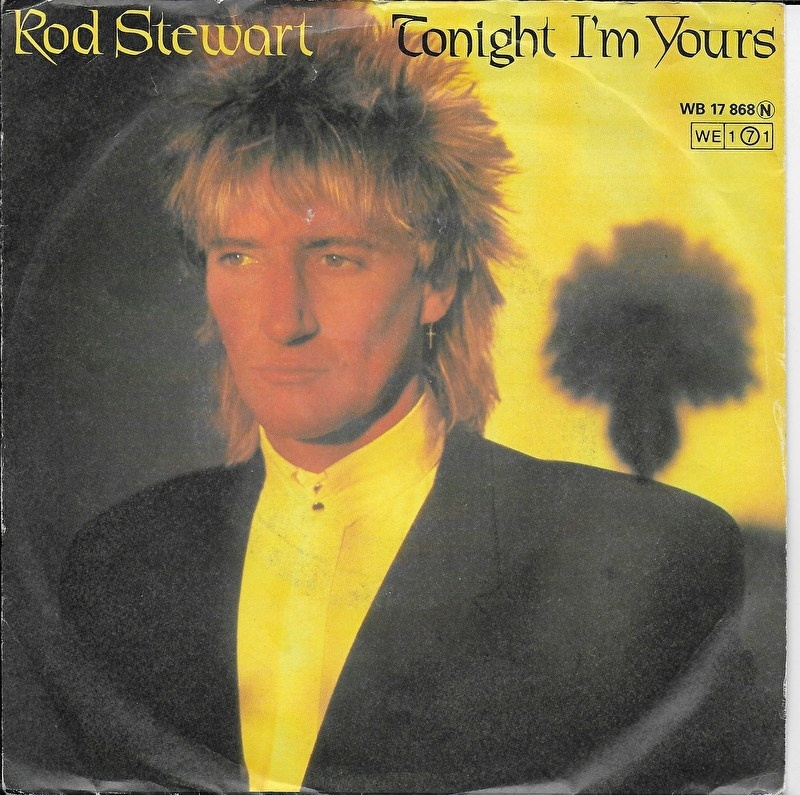 Rod Stewart - Tonight i'm yours (don't hurt me)