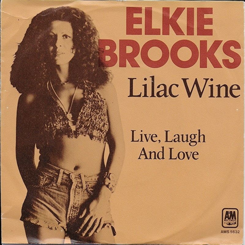 Elkie Brooks - Lilac wine