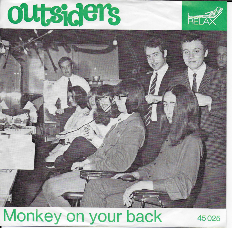 Outsiders - Monkey on your back