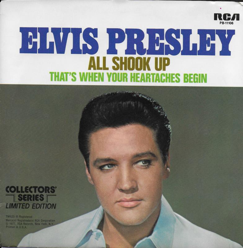 Elvis Presley - All shook up