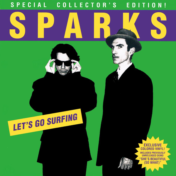 Sparks - Let's go surfing (Limited edition, purple vinyl)